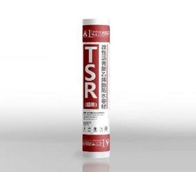 TSR改性沥青聚乙烯胎防水卷材(耐根穿刺型)